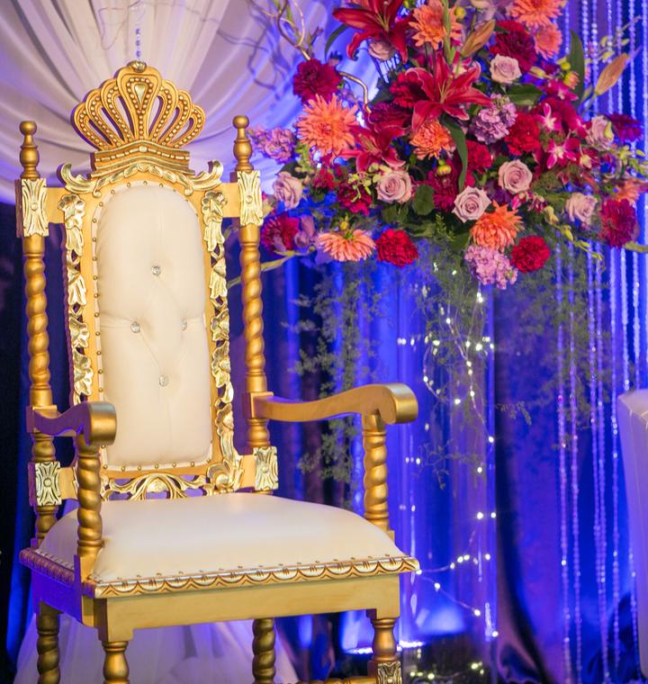 Maharani weddings decor for your indian wedding junglespirit Image collections